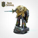 Leon Johnson 75mm Scale (STL FILES)