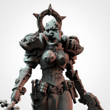 Justine 75mm Scale (STL FILES)