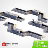 Trenches (STL FILES)