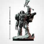 Wolffang Wargame Scale (STL FILES)