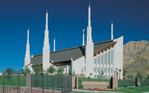 Las Vegas Nevada Temple Schedule