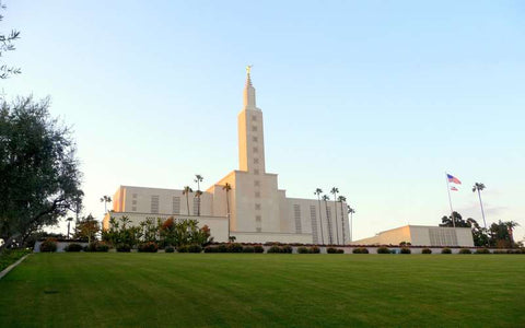 Los Angeles California Temple Schedule