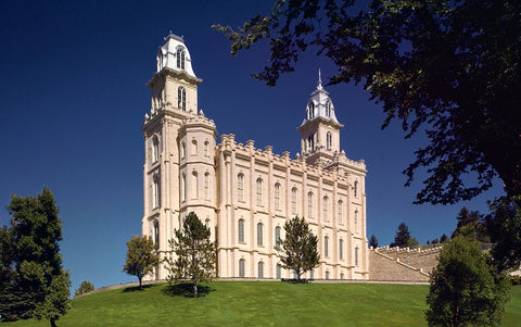 Manti Utah Temple Schedule
