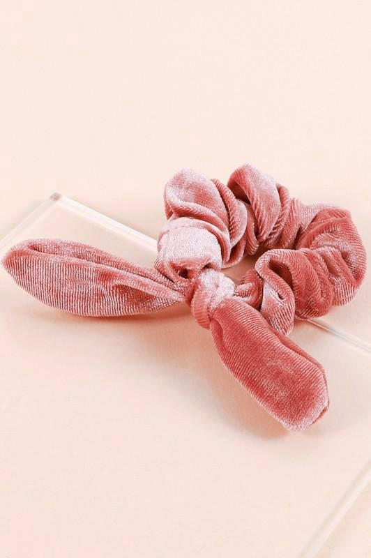 Sara Scrunchie | Dusty Pink