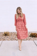 Load image into Gallery viewer, Penny Rose Modest Dress