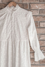 Load image into Gallery viewer, White Magnolia Dress - ModWhite / White LDS Temple Dresses
