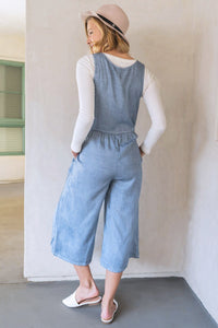 Tammy Tencel Jumpsuit