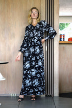 Load image into Gallery viewer, Victoria Floral Maxi Dress