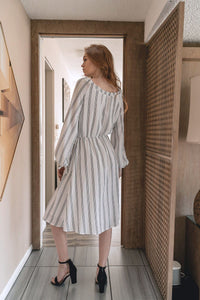 Nelly Striped Dress