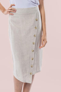 Birch Drape Skirt