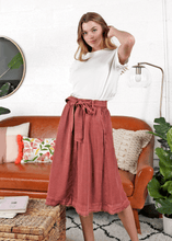 Load image into Gallery viewer, Gwen Tencel Skirt