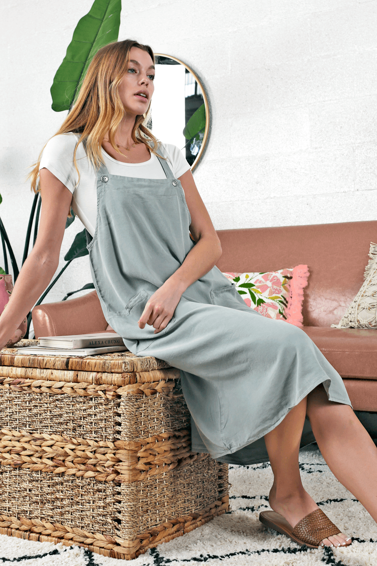 Terra Tencel Dress