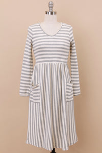 Terry Modest Dress