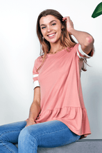 Load image into Gallery viewer, Aspen Knit Top | Mauve