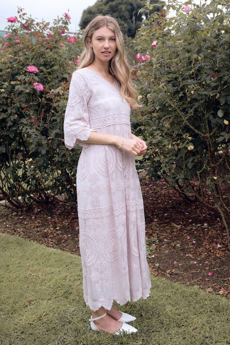 The Primrose Modest Dress