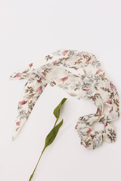 Linly Scarf Scrunchie