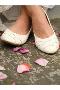 White Aster Shoes