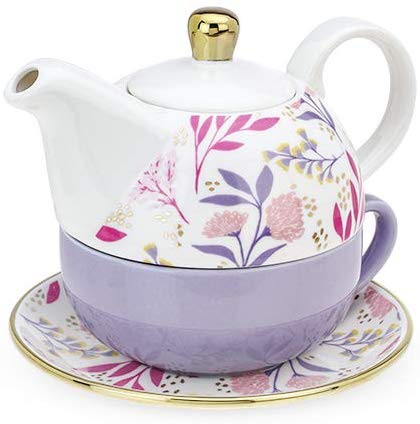 Pinky Up Tea Set for One