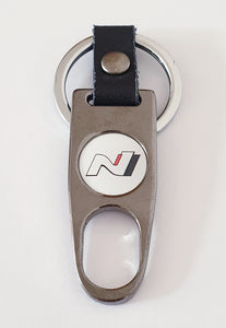 HYUNDAI N logo Keyring Keychain Spanner different colours