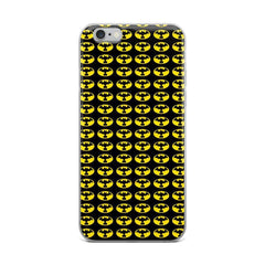Poulpe BatPoulpy iPhone Case-Poulp'in Up