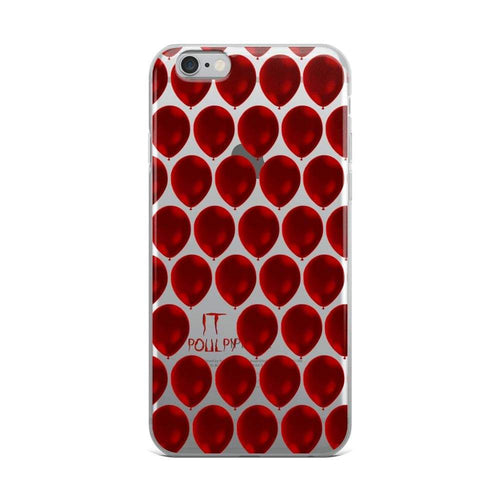 Poulpe IT Poulpy iPhone Case-Poulp'in Up