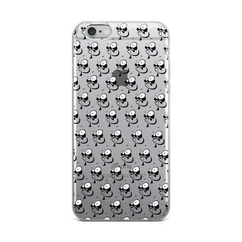 Poulpe Poulp'in Up Iphone Case-Poulp'in Up