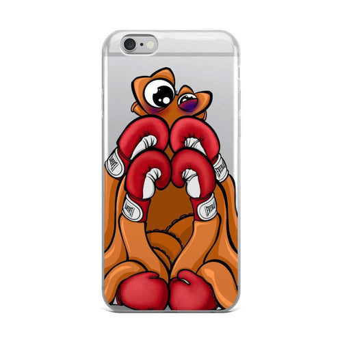 Poulpe Rocky Poulpy iPhone Case-Poulp'in Up