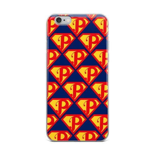 Poulpe Super Poulpy Iphone Case-Poulp'in Up