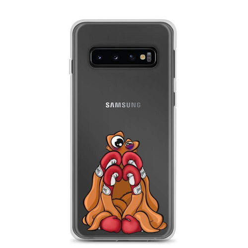 Poulpe Rocky Poulpy Samsung Case-Poulp'in Up
