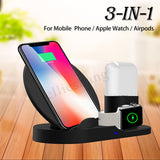 3 in 1 Charging Dock Station - ZZgeeks