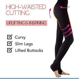 Heat Fleece Winter Leggings - ZZgeeks