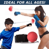Boxing Reflex Ball - ZZgeeks