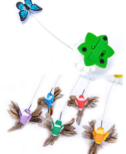 Interactive Bird Toy For Cats - ZZgeeks