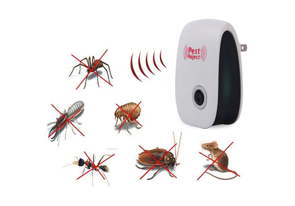 Electronic Pest Repeller (Essential for Household) - ZZgeeks