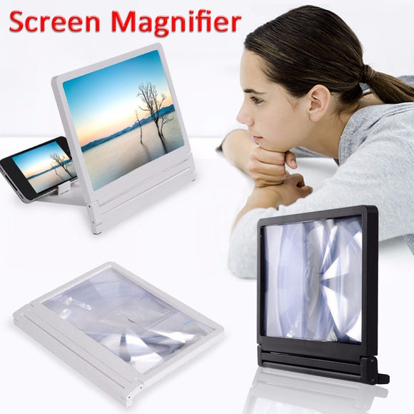 Mobile Phone Screen Amplifier HD Eye Protection - ZZgeeks
