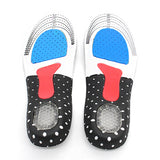 Foot Care Silicone Gel Insoles - ZZgeeks