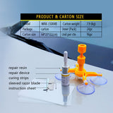 Cracked Glass Repair Kit - ZZgeeks