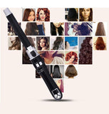 Professional Auto Rotating Curling Iron - ZZgeeks