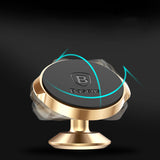 Magnetic Phone Holder 360° Rotation - ZZgeeks