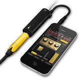 Smart Phone & Tablet Guitar Interface Converter - ZZgeeks
