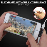 4 IN 1 LIGHTNING ADAPTER FOR IPHONE - ZZgeeks
