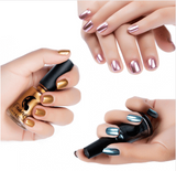 Metallic Nail Polish - ZZgeeks