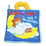 Baby's Soft Activity Books - ZZgeeks