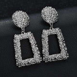 Big Vintage Earrings - ZZgeeks