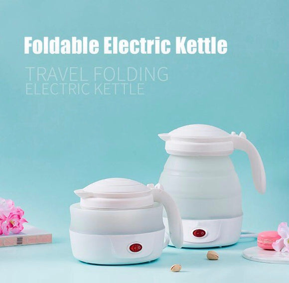 Foldable Electric Kettle(1 Set) - ZZgeeks