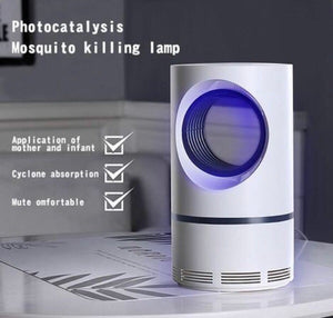 Photocatalytic Mosquito Destroyer Lamp - ZZgeeks