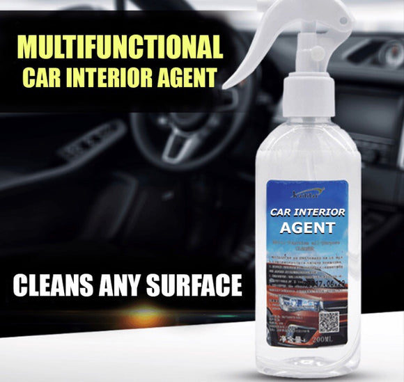 Multi-functional Car Interior Agent - ZZgeeks