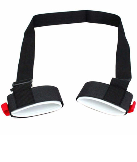 Ski Strap - Adjustable Shoulder Carrier - ZZgeeks