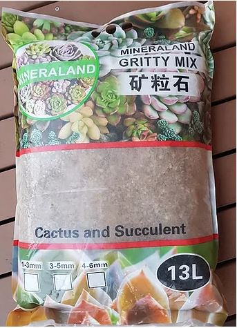 Growing Media - Gritty Mix - 13L Bag