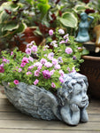 Angel Garden Pot - 55cm x 34cm x 22cm